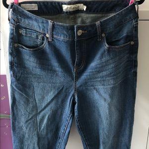Torrid girlfriend jeans